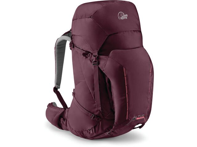 Lowe Alpine Altus Backpack ND50l Dam fig